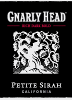 Gnarly Head - Rich dark bold Petite Sirah