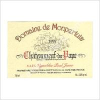 Domaine de Monpertuis Vin de Pays du Gard
