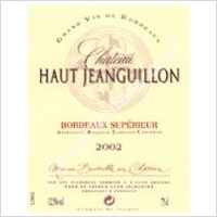 photo Chateau JeanGuillon Bordeaux Superieur Grand Vin de Bordeaux