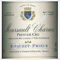 Bitouzet-Prieur Meursault 1er Cru