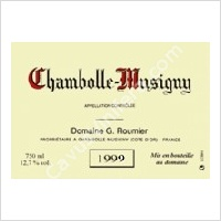 Domaine Georges Roumier Chambolle-Musigny 1er Cru