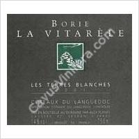 photo Borie La Vitarele Coteaux du Languedoc Les Terres Blanches