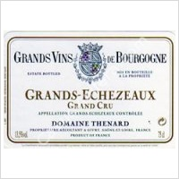 photo Domaine Thenard Flagey-Echezeaux Grand Cru