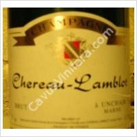 vin champagne chereau lamblot