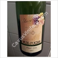 Charles Fux Riesling Alsace