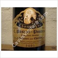 champagne c pascal poudras