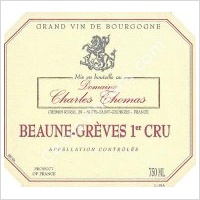 photo Domaine Charles Thomas Beaune 1er Cru