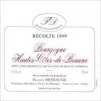 Domaine Dessauge France Bourgogne Aligote