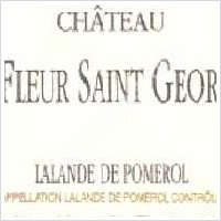 Chateau La Fleur Saint Georges Lalande de Pomerol