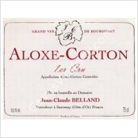 photo Adrien Belland Aloxe-Corton Grand Cru