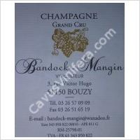 Bandock Mangin Champagne