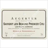 Aegerter Savigny-les-Beaune