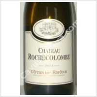 vin chateau rochecolombe