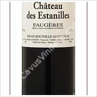 Chateau des Estanilles Coteaux du Languedoc