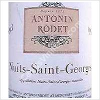 Antonin Rodet Nuits Saint Georges